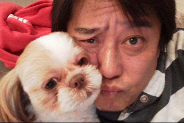 坂上忍さんの愛犬のブーこと高木ブー太郎