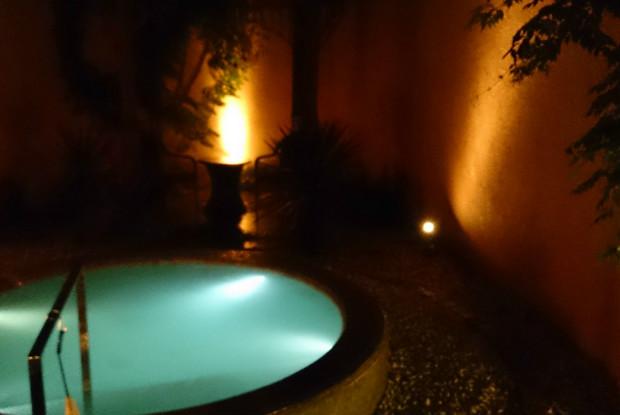 ホテル四季の蔵の貸切温泉風呂