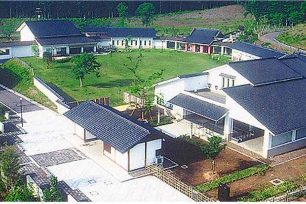 青森県の駒っこランドの称徳館